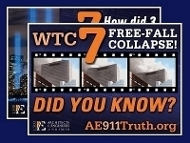 AE911Truth yard sign