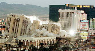 demolition-of-Aladdin-Hotel