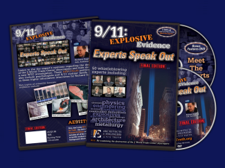 Banner link to 9/11: Explosive Evidence