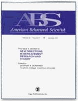 Cover image of February 2010 issue of Amercian Behavioral Scientist