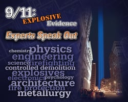 9/11: Explosive Evidence – Experts Speak Out (4-minute trailer)