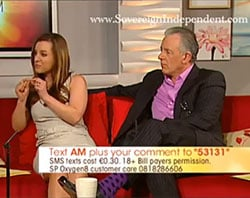 Richard Gage Live on TV3 - The Masterplan Event