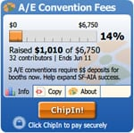 Urgent Convention Fees due Now