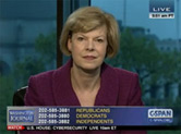 Senator Tammy Baldwin on CSPAN