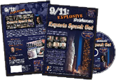 Now you can download 9/11: Explosive Evidence – Experts Speak Out in one of 18 languages or order the boxed DVD from our online store.