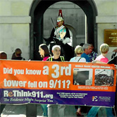 ReThink911 Grassroots Movement Grows with 9/11 Anniversary Education and Action!