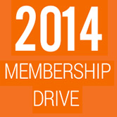 2014 Membership Drive. Be a part of our bold agenda in 2014!